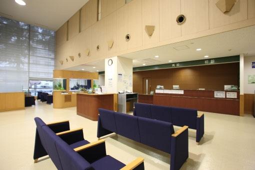 病院ロビーイメージ